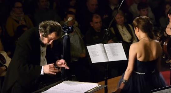 Symphonic meets Jazz cu Elena Mandru şi Sabin Pautza