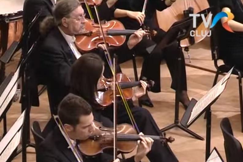J. Brahms- Concertul nr. 1 pentru pian si orchestra in re minor, op. 15, TMC 2013